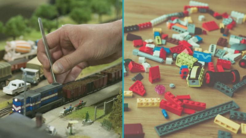 Kits vs. Legos
